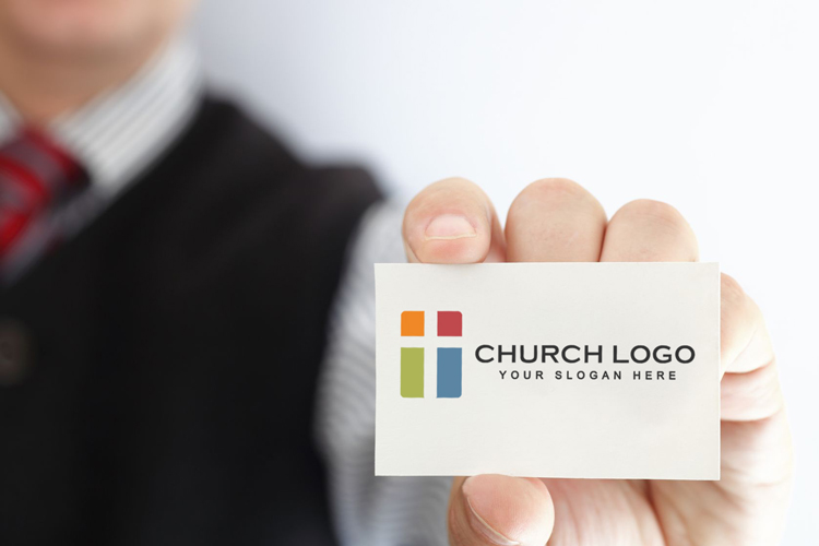 mockup for free church logos