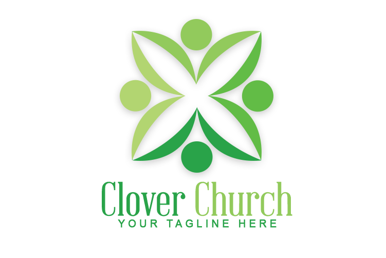 Clover church logo