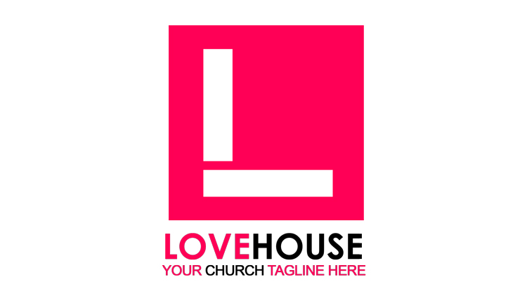 Love House church logo