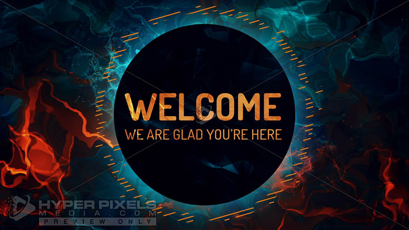 Welcome to Church Graphic