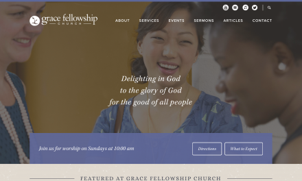 Does Your Church Website Make a Good First Impression?
