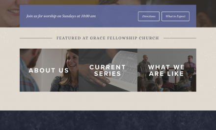 Why Your Church Website Needs a Call to Action