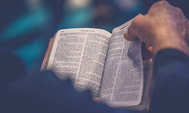Get a Custom Bible Reading Plan for 2019