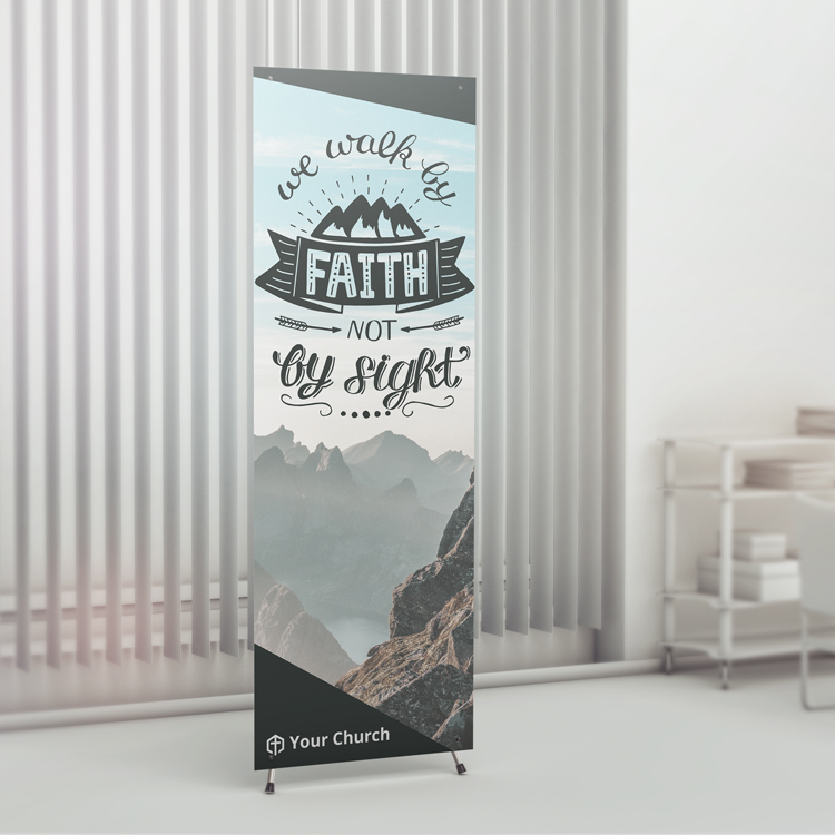 Free Church Banner #2: Bible Theme
