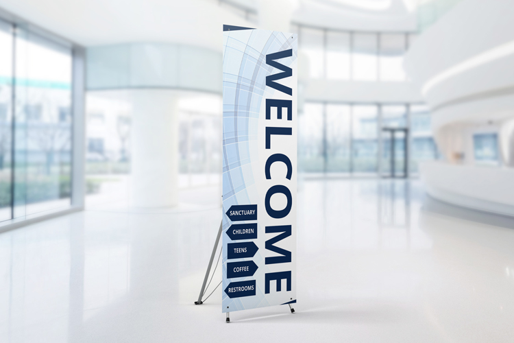 Free Church Banner #1: Welcome