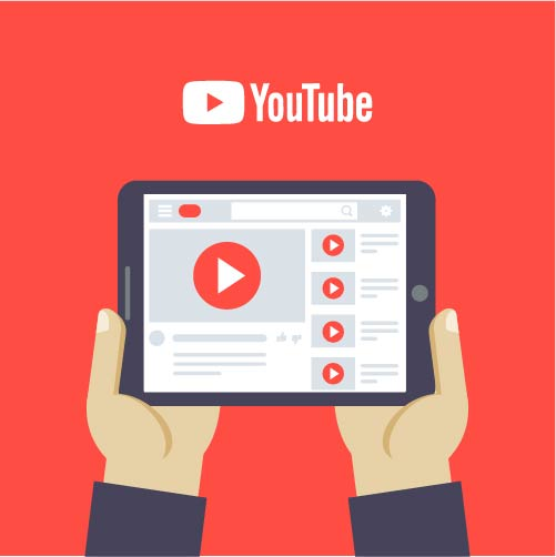 Youtube live church live stream