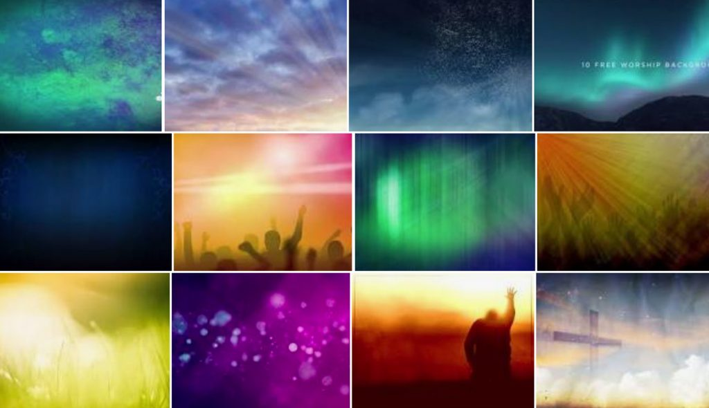 powerpoint worship backgrounds