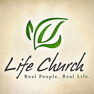 Church logo with nature