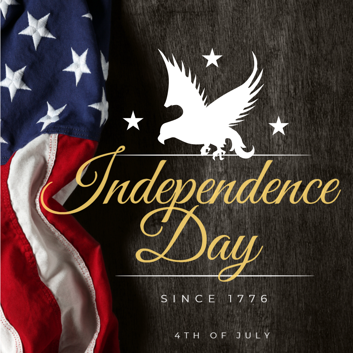 4th of July Church Graphics
