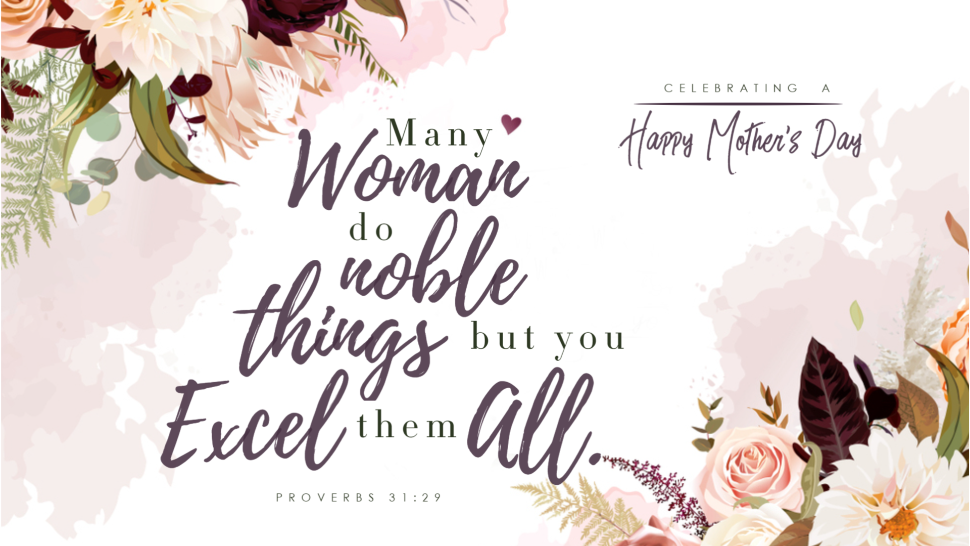 church mother's day graphics