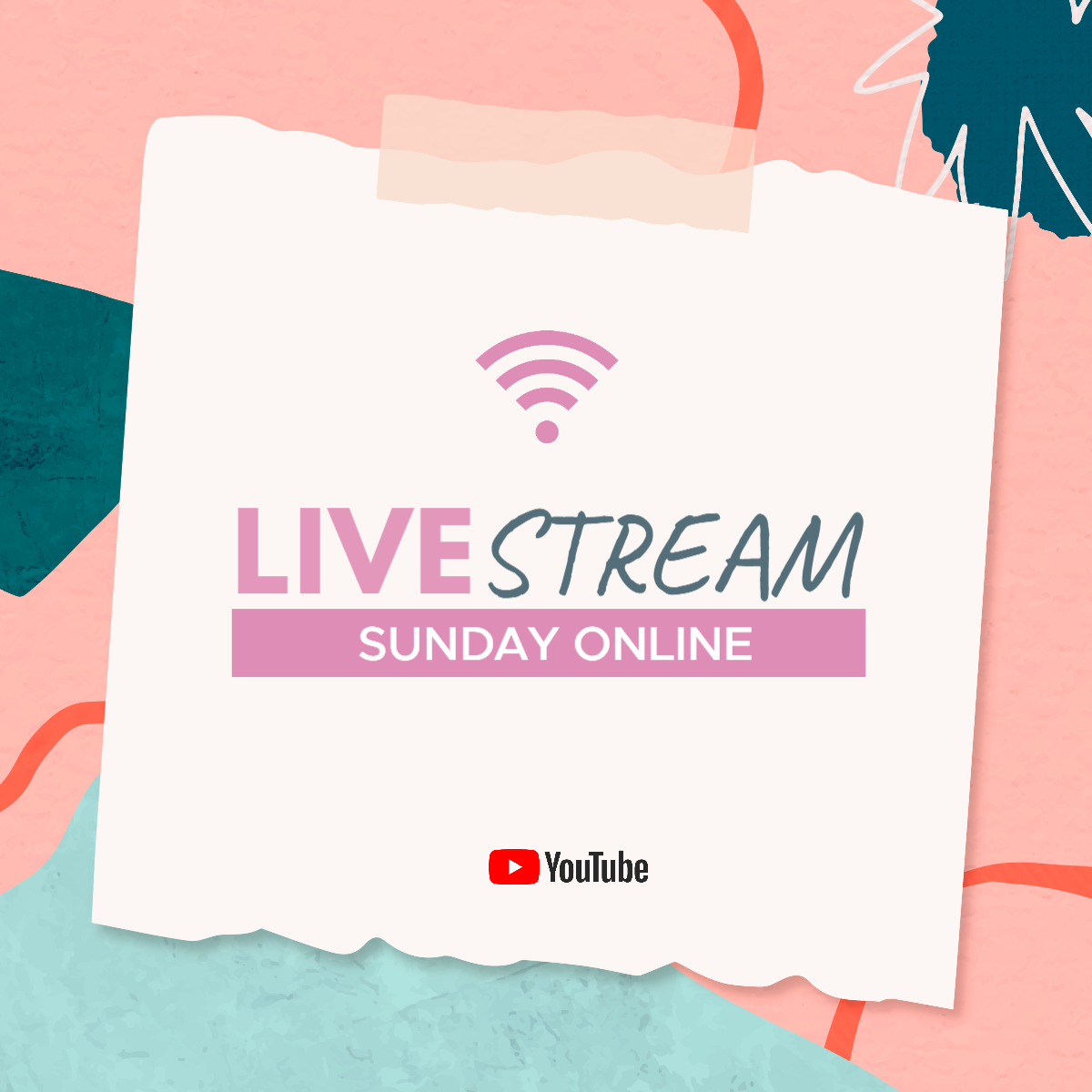 church online streaming graphics